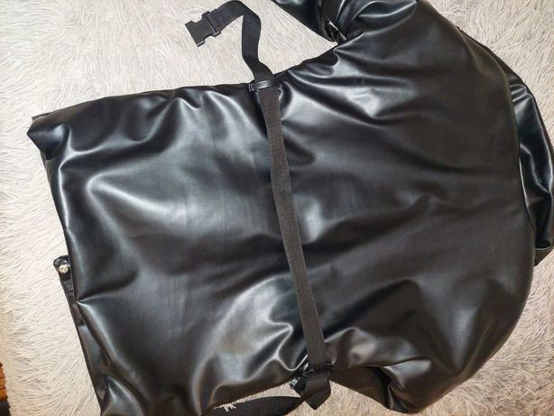 Куртка шкіряна з поясом