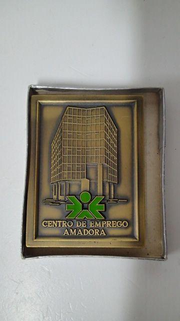 Medalha de Bronze do Centro de Emprego de Amadora