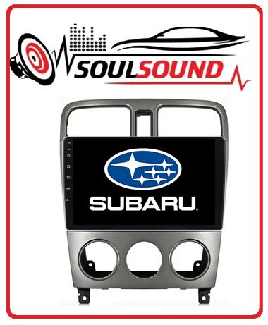 Автомагнитола Subaru Forester, ANDROID, USB, GPS, 4G!