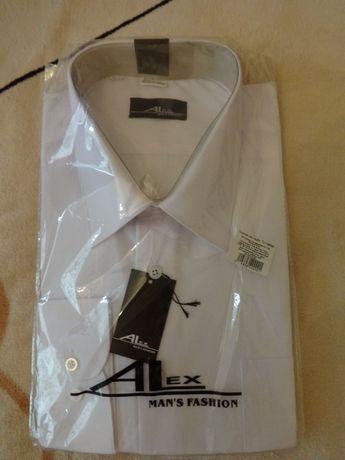 Рубашка белая, 43р.