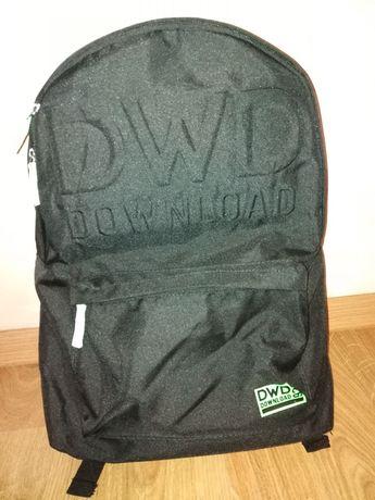 Рюкзак чёрный Новый!