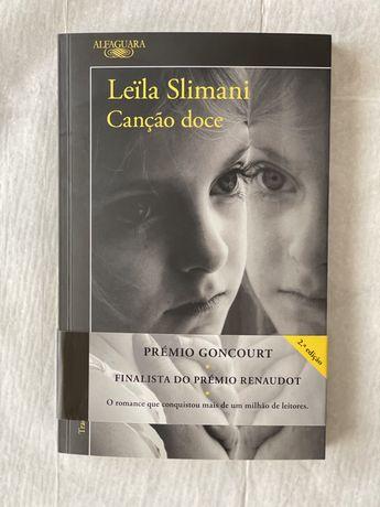 Canção Doce - Leila Slimani