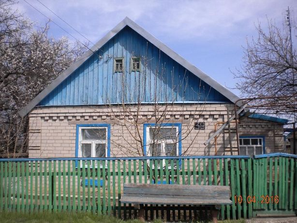 Продам дом с.Терновка Вольнянский р-н
