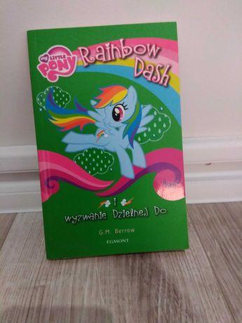 """G.M. Berrow """"My little pony, Rainbow Dash i wyzwanie Dzielnej Do"""""""