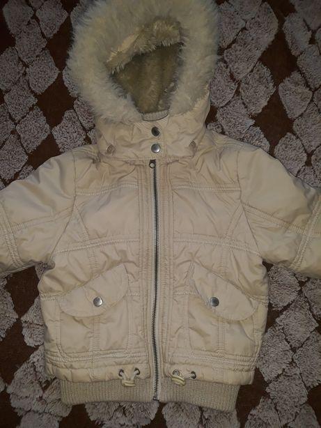 Курточка, куртка демисезон фирменная Adams Girl на девочку 3-4лет!