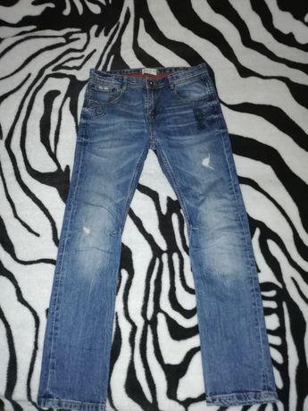 Spodnie dżinsowe stan bardzo
