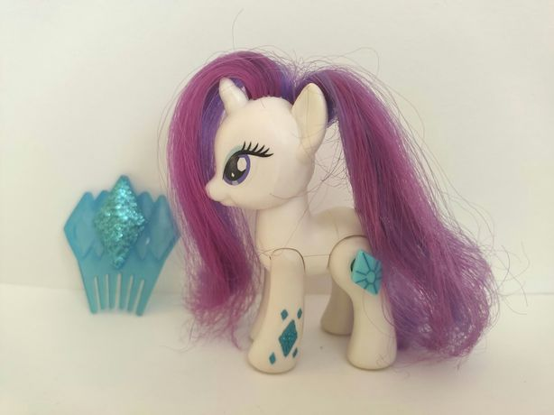 Пони Рарити оригинальная шарнирная Rarity My Little Pony Hasbro