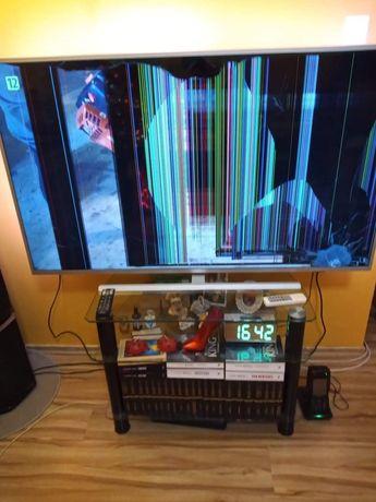 Telewizor Phillips LED 58 cali - uszkodzona matryca