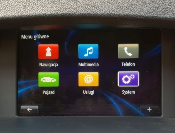Renault Nawigacja TomTom Live 10.45 R-Link Mapa 1045 Najnowsze 2020