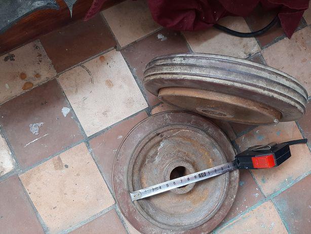 Металлические колеса для садовой тачки