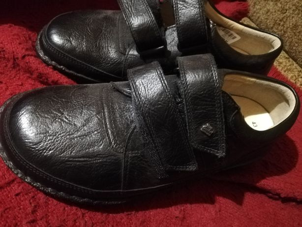 Buty niemieckie skórzane