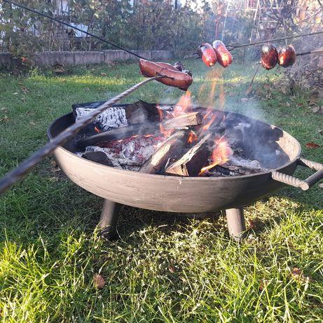 Palenisko ogrodowe kociołek grill