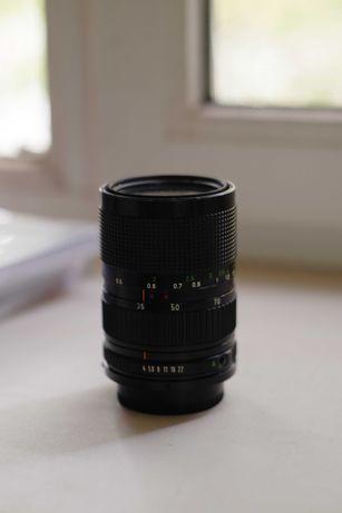 Объектив Canon nFD, FD 35-70mm 4.0 (fujifilm, sony)