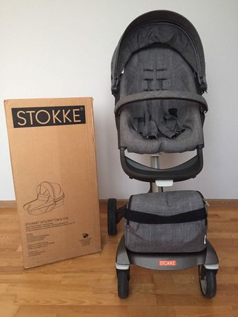 Коляска дитяча STOKKE