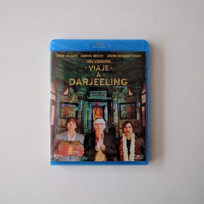 The Darjeeling Limited, Wes Anderson - BluRay Lumiar - imagem 1