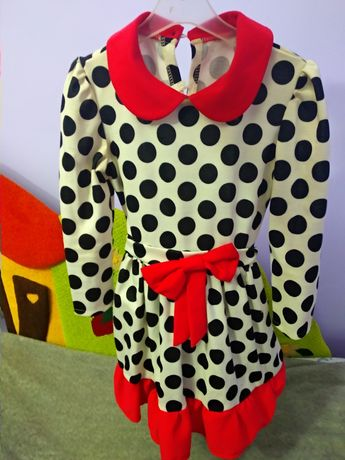 Красивое платье на 2 годика