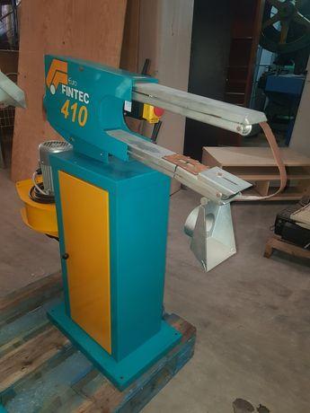 Lixadeira para lixar inox ferro maquina nova