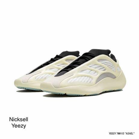 Adidas ® Original Yeezy Boost 700 V3 • Azael • Кроссовки Изи буст 700