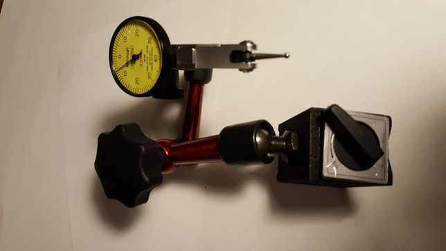 Micrómetro Comparador com Suporte Magnético