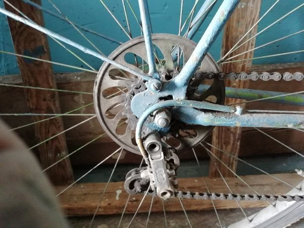 Спортивный Велосипед СССР