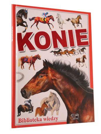 Konie Biblioteka Wiedzy 2810