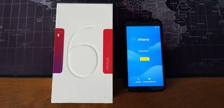 Telefon Motorola Google Nexus 6 32GB w stanie idealnym, komplet