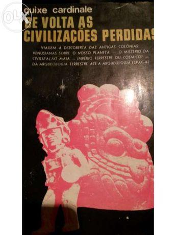 De volta as civilizações perdidas - quixe cardinale