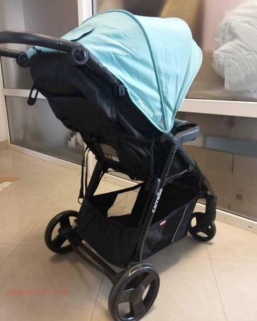 Детская прогулочная коляска книжка Carrello Maestro CRL-1414