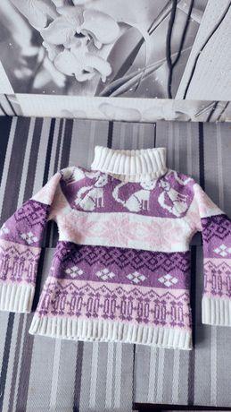 Тёплый свитер пайта 100р