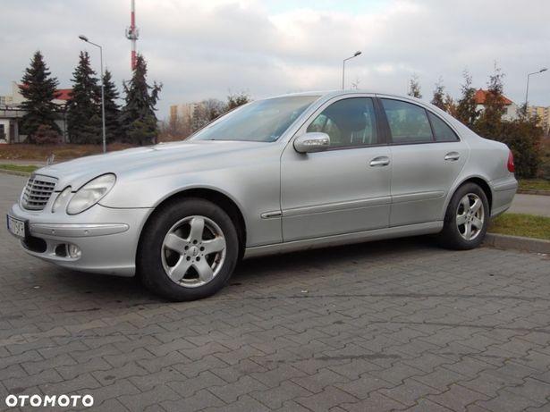 Mercedes-Benz Klasa E Mercedes W211 Klasa E 320 4Matic 224KM