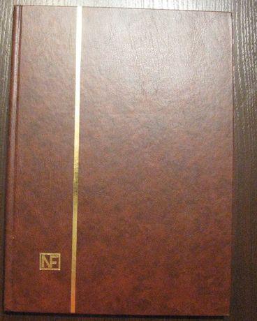 Klaser, album na znaczki A4 używany 16 stron