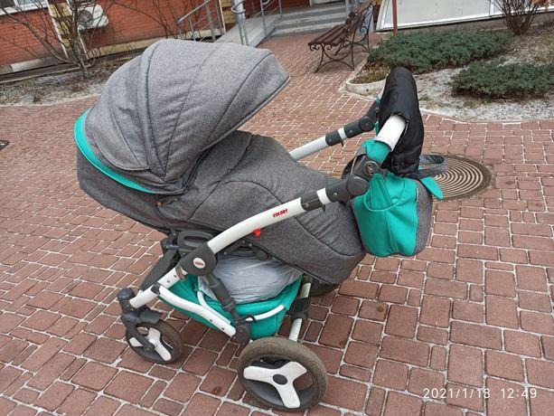 Срочно!!!Универсальная коляска Tako Baby Heaven Colors