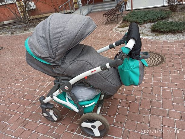 Универсальная коляска Tako Baby Heaven Colors