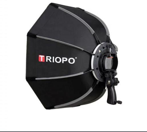 Октобокс Triopo 55 65 90 см софтбокс для вспышки