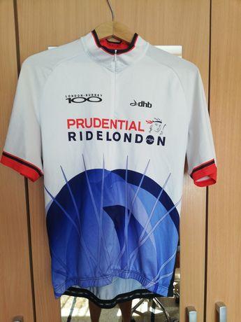Koszulka kolarska na rower rozmiar M