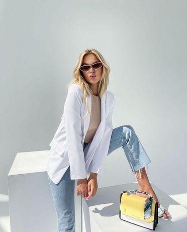 Піджак жіночий білий