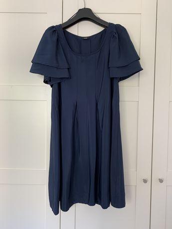 Vestido H&M Azul L