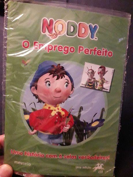 Livro selos Noddy