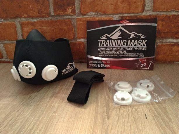 Тренировочная Маска Elevation Training Mask 2.0 на Вес от 85 кг
