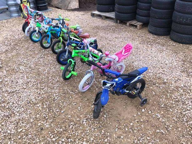 """Rower Dziecięcy 12"""" - Promocja"""