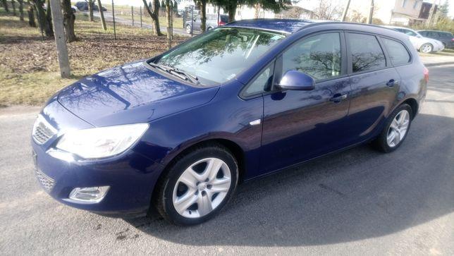 Opel Astra IV J 2011r 1.7 CDTi