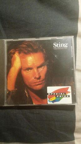 Sting nada como el sol Cd música