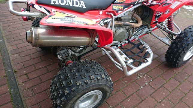Quad Honda trx450
