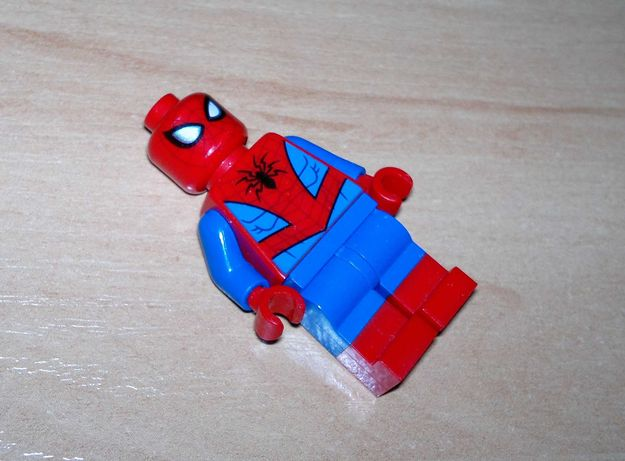 LEGO Marvel Super Heroes - Spider-man minifigure