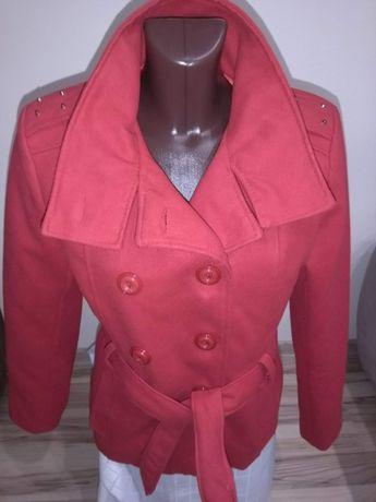 Płaszcz zimowy roz 164cm