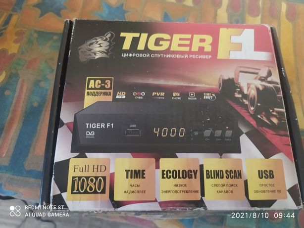 Продам цифровой тюнер Tiger1