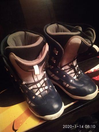Ботинки для сноуборда, 36 р