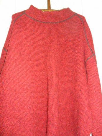 camisola de lã para homem