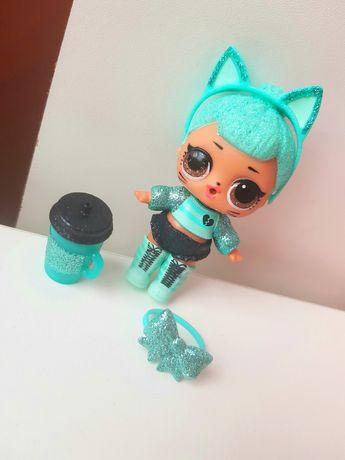 Lol suprise brokatowy kotek unikat
