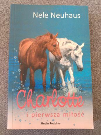 Charlotte i pierwsza miłość - Nele Neuhaus